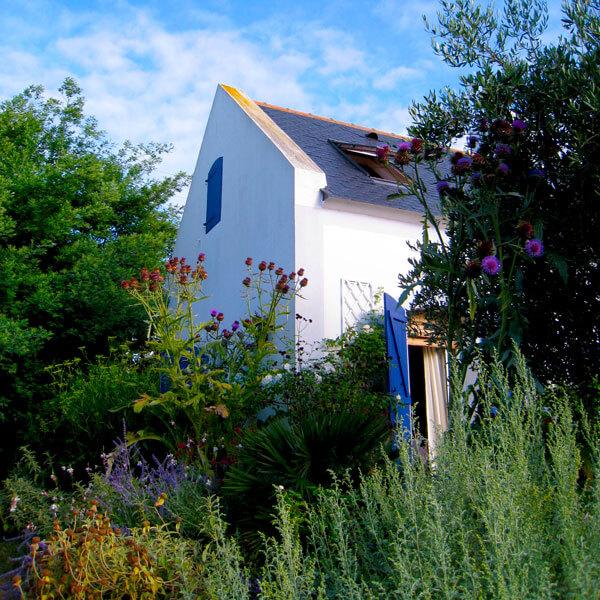Jardin privé - Belle Ile en mer